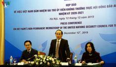 Quan điểm xử lý của Việt Nam với các vấn đề quốc tế nóng khi vào HĐBA
