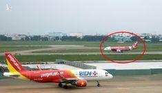 Nổ pin dự phòng khiến khách bị thương, máy bay khẩn cấp hạ cánh xuống Tân Sơn Nhất