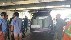Ô tô 'đại náo' cửa hầm Thủ Thiêm, bất ngờ về số hàng hóa chở trên xe