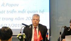 Đại diện Nga: Tuyên bố ầm ĩ không giải quyết được tranh chấp Biển Đông