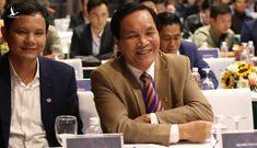 Ông Cấn Văn Nghĩa chính thức bị miễn nhiệm chức vụ ở VFF