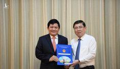 Ông Phạm Phú Quốc làm tổng giám đốc Công ty Phát triển Tân Thuận