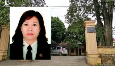 Chánh án  lên tiếng vụ Chánh Văn phòng tòa huyện ở Hòa Bình trốn truy nã 26 năm