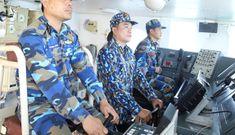 Hải quân Việt Nam-Trung Quốc tuần tra liên hợp trên vùng biển Vịnh Bắc Bộ