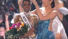 Hoa hậu Nam Phi đăng quang Hoa hậu hoàn vũ 2019