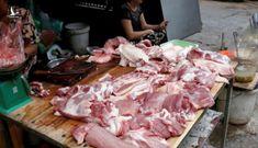 Giá thịt lợn leo thang tác động đến CPI 2019