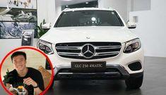 Đại gia Hà thành bất ngờ tặng Bùi Tiến Dũng xe Mercedes GLC giá 2 tỷ