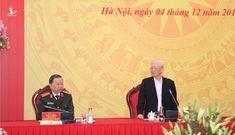 Tổng Bí thư, Chủ tịch nước đánh giá 10 kết quả lớn của lực lượng CAND