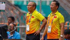 """""""Cánh tay trái đắc lực"""" của HLV Park bất ngờ xin nghỉ trước thềm VCK U23 Châu Á"""