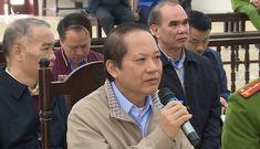 Nghẹn ngào lời bào chữa của ông Trương Minh Tuấn khi đứng trước tòa