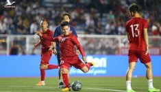 Trực tiếp: U22 Việt Nam – U22 Indonesia vòng bảng SEA Games 30