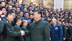 Chủ tịch Trung Quốc Tập Cận Bình thăng hàm cho 170 sĩ quan cấp cao