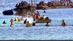 Cận cảnh lực lượng công binh Việt Nam 'tay trần, chân đất' giữ đảo Trường Sa