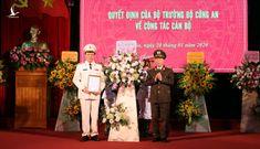 Công bố Quyết định của Bộ trưởng Bộ Công an bổ nhiệm Giám đốc Công an tỉnh Lai Châu