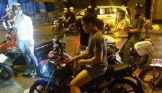 TP.HCM: Tội phạm đường phố xịt hơi cay khi bị công an 363 truy bắt
