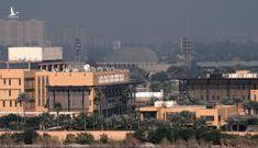 Tên lửa lại tấn công trong đêm, rơi cách đại sứ quán Mỹ ở Iraq chỉ 100 m