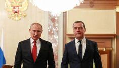 Địa chấn chính trị Nga: Thông điệp gây sốc của TT Putin mở màn chuyển giao quyền lực kịch tính