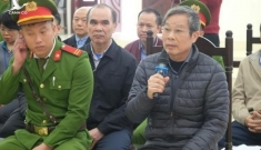 Ông Nguyễn Bắc Son kháng cáo xin được hưởng lượng khoan hồng