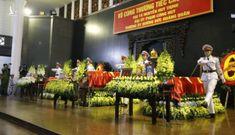 Người dân Đồng Tâm đến viếng 3 chiến sĩ Công an hy sinh