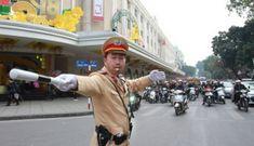 Phân luồng giao thông phục vụ lễ tang 3 cảnh sát hy sinh ở Đồng Tâm