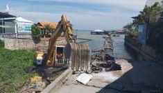 Phú Quốc tháo dỡ cầu cảng Hàm Ninh, bắt 4 người quá khích chống đối