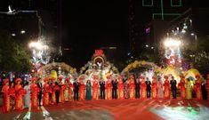 Đường hoa Nguyễn Huệ Canh Tý 2020 chính thức mở cửa