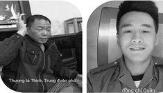 Truy tặng huân chương Chiến công Hạng Nhất cho 3 chiến sỹ hy sinh tại xã Đồng Tâm