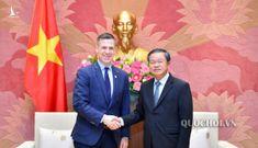 Mỹ tiếp tục hỗ trợ Việt Nam nâng cao năng lực cảnh sát biển