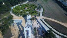 Đà Lạt: Đình chỉ xây dựng cầu đáy kính tại Thung lũng Tình yêu