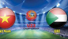 U23 Việt Nam 0-0 U23 UAE: Trận hòa nghẹt thở
