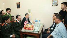 Bộ trưởng Tô Lâm chia buồn với gia đình thiếu úy hy sinh ở Đồng Tâm