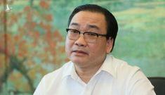 Bộ Chính trị kỷ luật Bí thư Thành ủy Hà Nội Hoàng Trung Hải