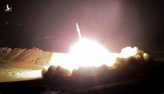 Iran nã hơn 13 tên lửa đạn đạo vào hai căn cứ Mỹ ở Iraq