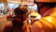 Hơn 3.100 tài xế bị xử phạt nồng độ cồn trong 7 ngày Tết nguyên đán