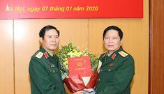 Thủ tướng điều động 5 Tướng lĩnh Quân đội nhân dân nhận nhiệm vụ mới
