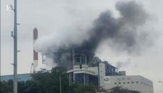 Nổ lớn tại Nhà máy nhiệt điện than Uông Bí