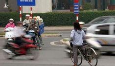 Từ 1/1/2020: Dừng xe đạp đột ngột, chuyển hướng không báo hiệutrước sẽ bị phạt tiền