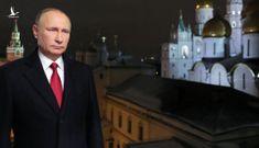 Điểm lạ độc đáo trong Thông điệp Năm mới 2020 của ông Putin