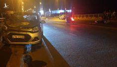Tài xế ô tô say xỉn gây tai nạn khiến 2 cô gái trẻ nguy kịch tối mùng 2 tết