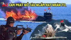"""Bí mật """"Hội nghị Diên Hồng II"""" và bắn hạ tàu ngầm Trung Quốc trong lòng biển lần đầu tiết lộ"""