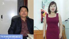 Chánh án 'giao lưu và hợp tác' với nữ kế toán tại phòng làm việc bị cách chức