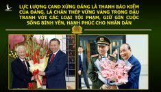 Những nốt son của ngành Công an dưới sự điều hành của Tướng Tô Lâm