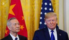 Tổng thống Trump ký giai đoạn đầu thỏa thuận mới với Trung Quốc