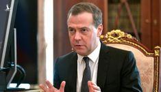 Cựu Thủ tướng Nga Medvedev: Giải tán chính phủ là chuyện bình thường