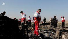 Iran công bố thông tin điều tra vụ rơi máy bay Ukraine