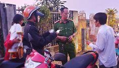 10 người livestream gần hiện trường vây bắt Tuấn 'khỉ' bị công an xử lý
