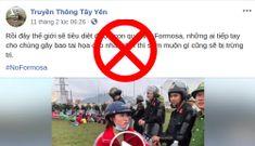 Cảnh giác hiện tượng mạo danh giáo hội để kích động biểu tình ở Hà Tĩnh