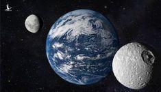 Phát hiện bất ngờ: Trái Đất có 2 Mặt Trăng