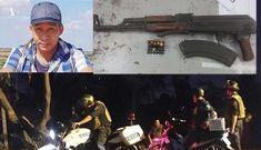 Tuấn 'khỉ' bắn 3 phát súng chống trả về phía cảnh sát