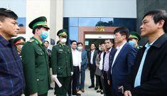 Cao Bằng quá tải người cần cách ly: Bộ Y tế chi viện